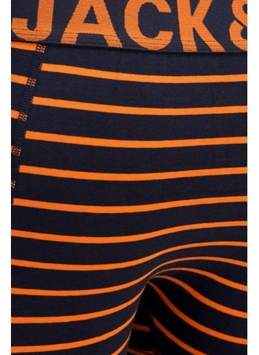 Jack & Jones JACSMALL Y/D TRUNKS NOOS 12176602PersimmoXXL              Oranj